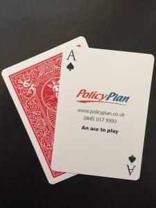 Corporate Magician Cards
