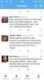 Alan Hudson Edinburgh Reviews 6