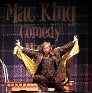 Mac King Comedy Magician