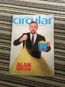 The Magic Circle, Circular