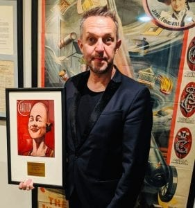 Carlton Comedy Award Magician